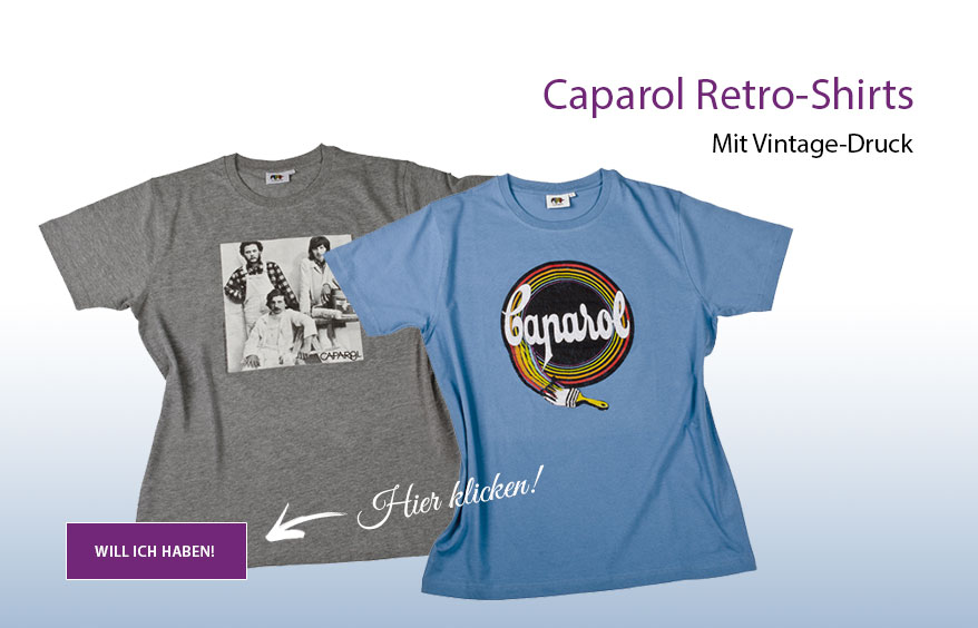 Caparol Retro-Shirts ...